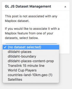 Syncing with Mapbox | WP Mapbox GL JS Maps